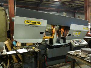 Spee-D-Metals Cutting Machine