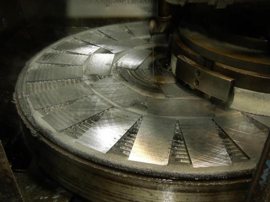 Spee-D-Metals Blanchard Grinder