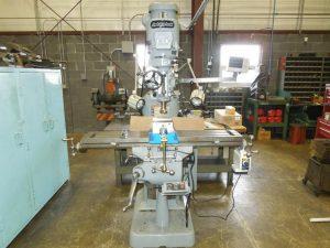 Spee-D-Metals Machine