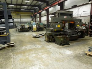 Spee-D-Metals Location and Machines